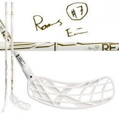 Exel RE7 2.6 White/Gold 101 Oval SB