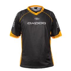 Oxdog Race Shirt Black/Orange