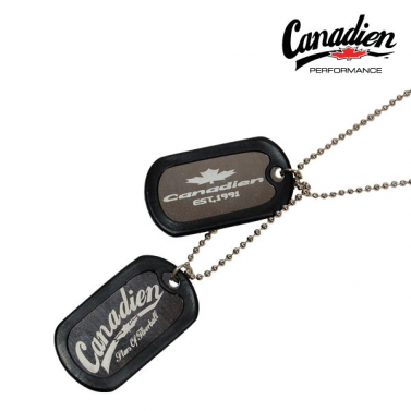 Canadien Dog Tag