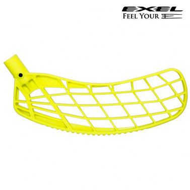 Čepeľ Exel AIR MB Neon Yellow ´14