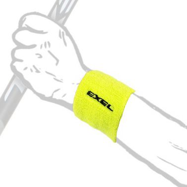 EXEL WRISTBAND yellow/black