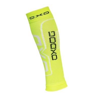 Oxdog Compress Calf Sleeve Neon Yellow