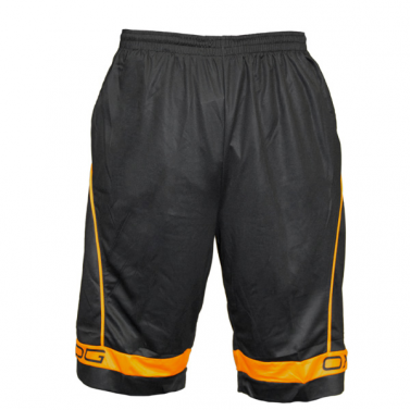 Oxdog Race Long Shorts Black/Orange