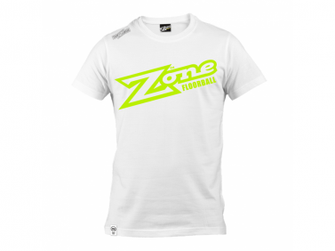Tričko Zone Teamwear White/Lime