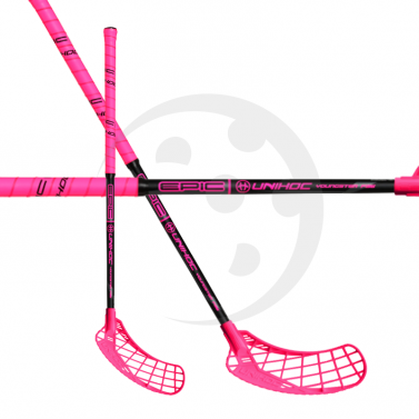 Unihoc Epic Youngster 36 Cerise
