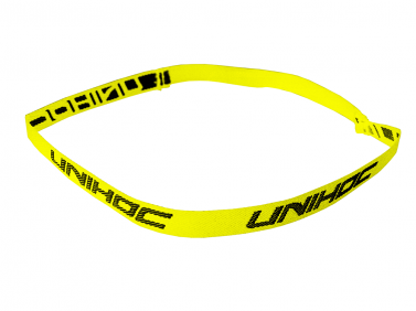Unihoc Hairband neon yellow čelenka