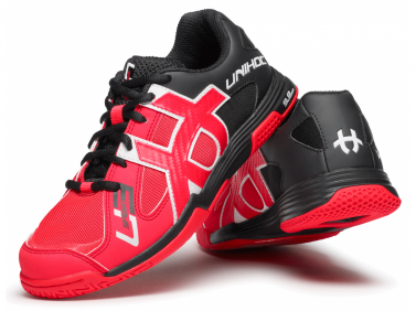 Unihoc U3 Speed Lady Red Black