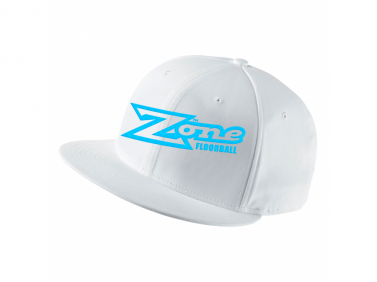 Zone Cap MEGA White-Blue
