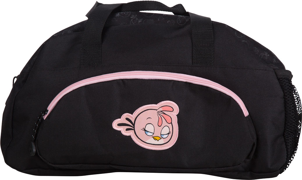 Fatpipe Angry Birds Ladies Small Gym Bag