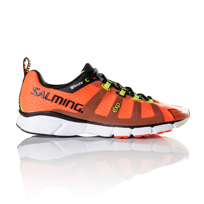 Salming Enroute Shoe Men Magma Red