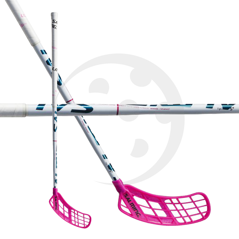 Salming Quest3 KickZone TipCurve 5° JR 16/17