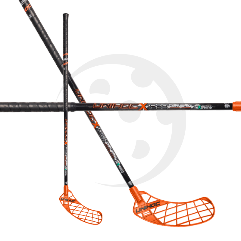 Unihoc Unity Textreme Feather Light Curve 1.0° F29 JR