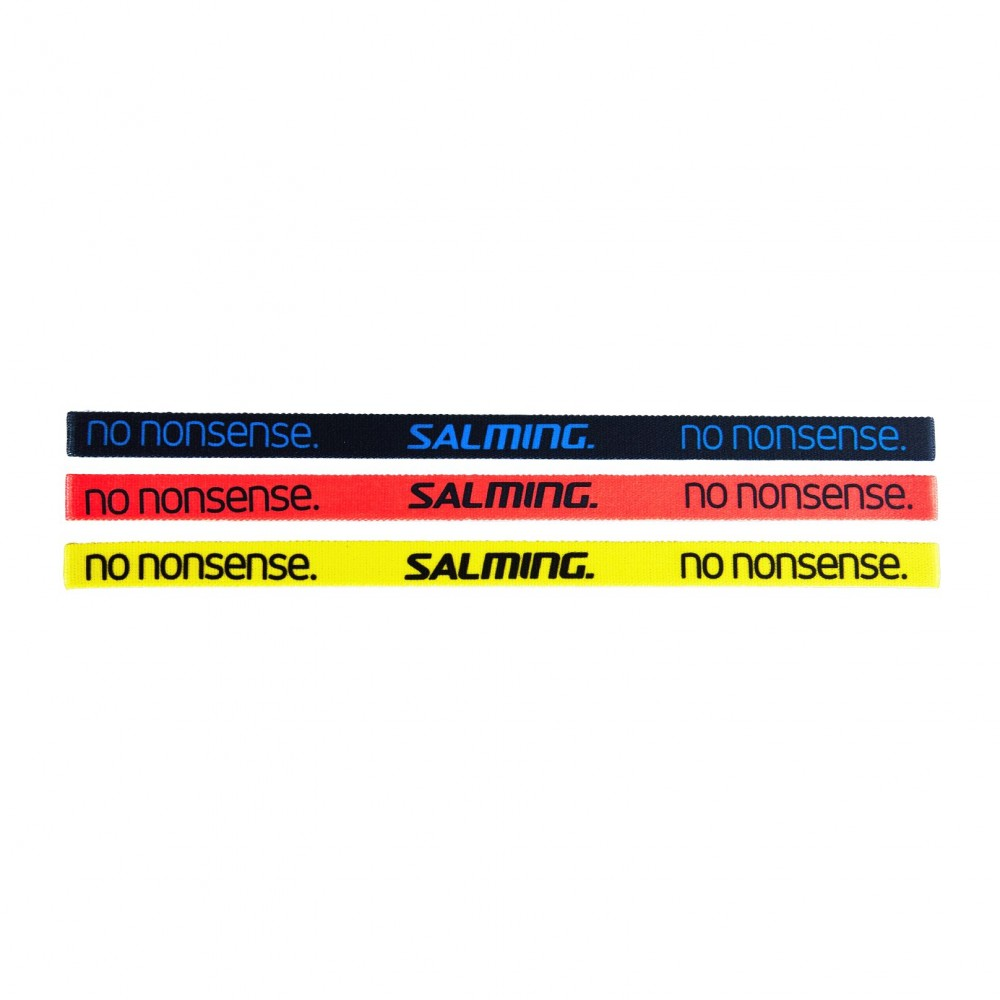 Salming Hairband 3-Pack Yellow/Mixed 18/19