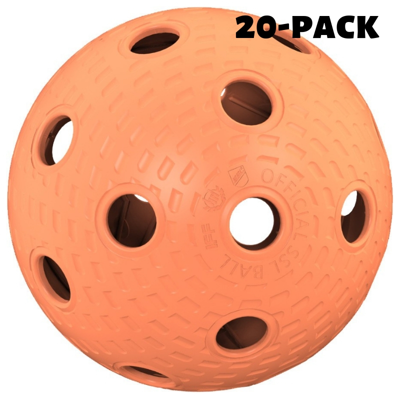 Official SSL Apricot Ball (20-pack)