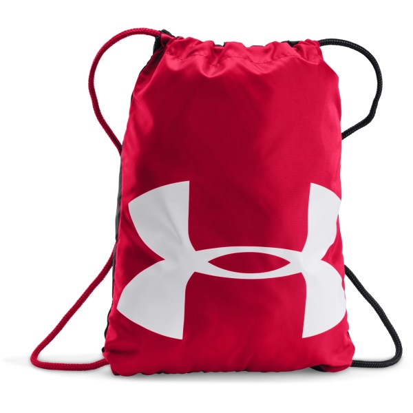 Under Armour Ozsee Red/White Sackpack