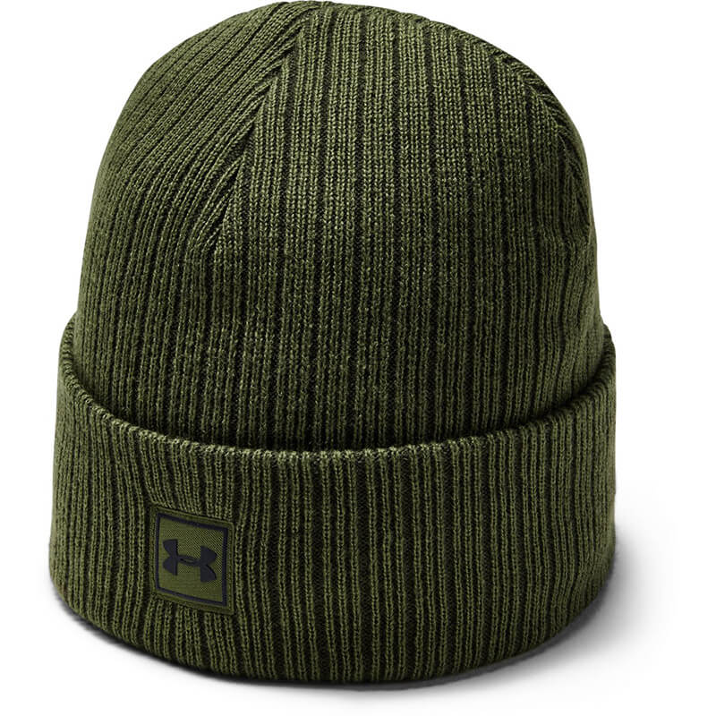 Under Armour Men's Truckstop Beanie 2.0 Green