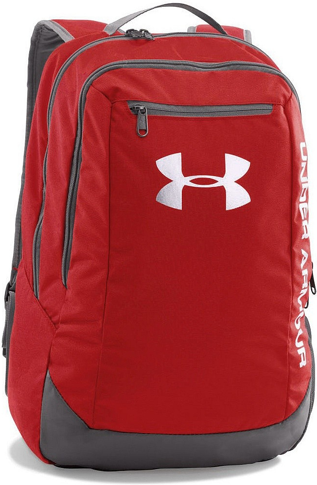 cd2f758a9 Under Armour Hustle LDWR Red ruksak | Florbal4u.com