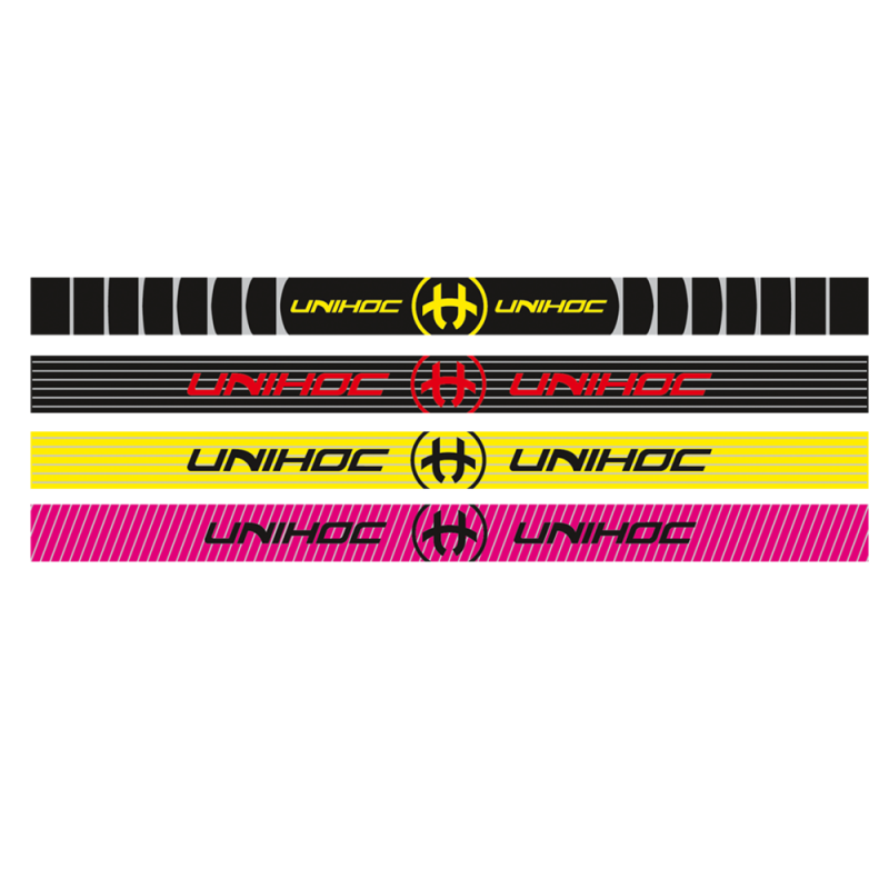 Unihoc Hairband Kit Elastica 4-pack