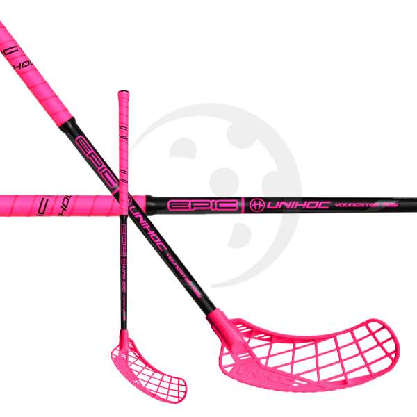 Unihoc Epic Youngster 36 Cerise 17/18