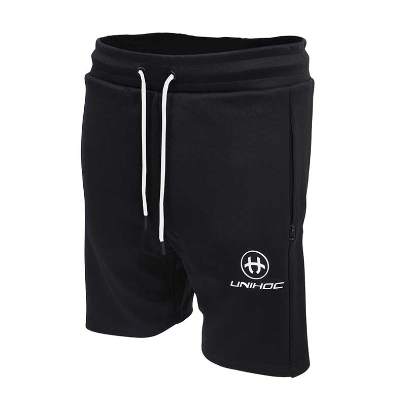 Unihoc Sweatshorts Technic Black JR