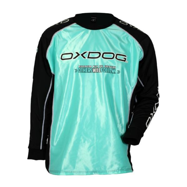 Oxdog Tour Goalie Shirt Tiff Blue