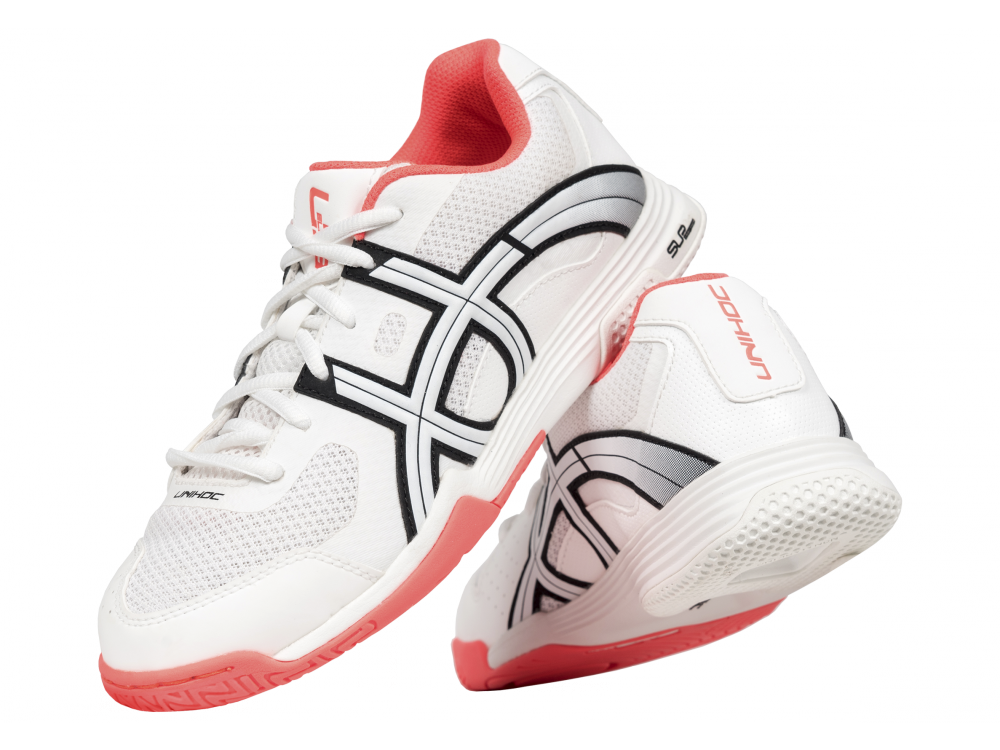 Unihoc U3 Elite Lady White/Coral