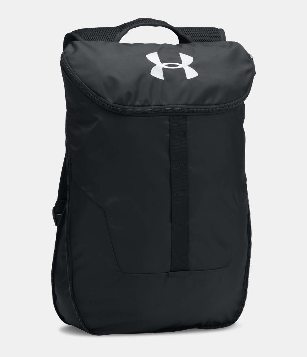 Under Armour Expandable Black Sackpack