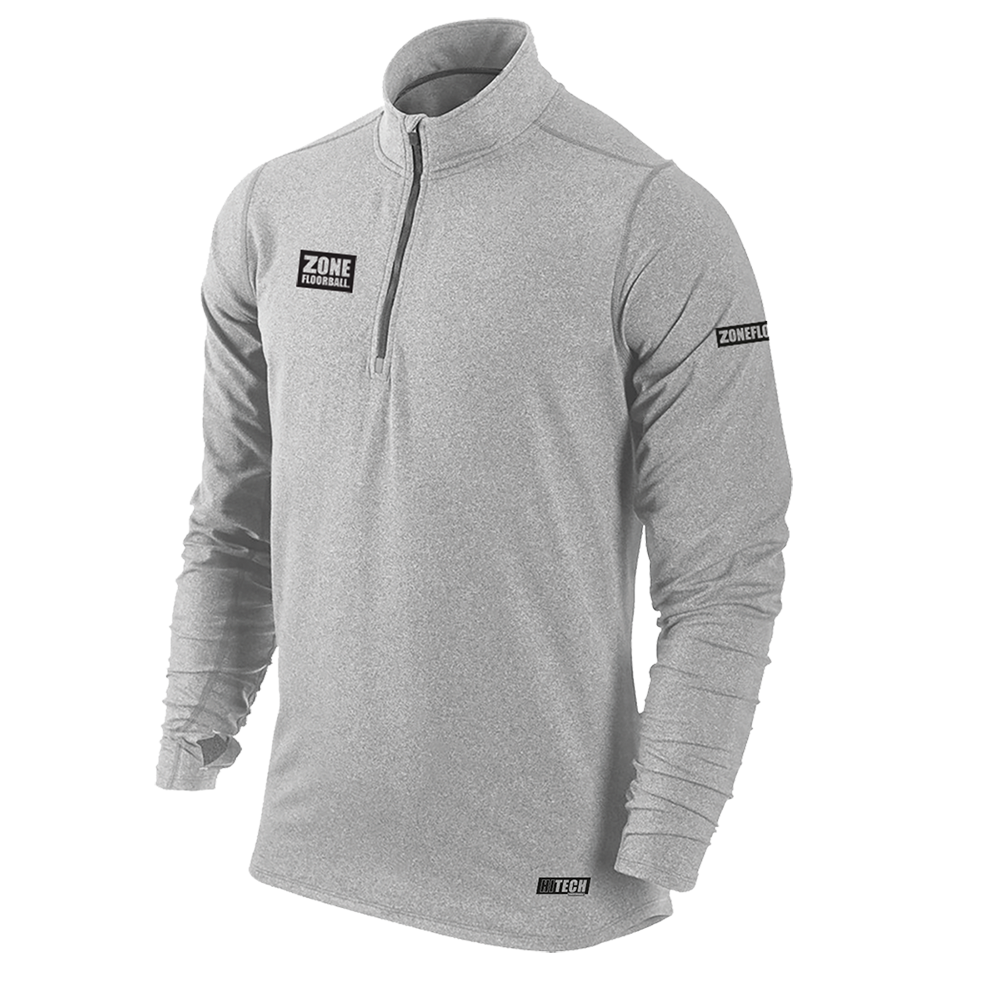Zone T-shirt Hitech Longsleeve JR Grey