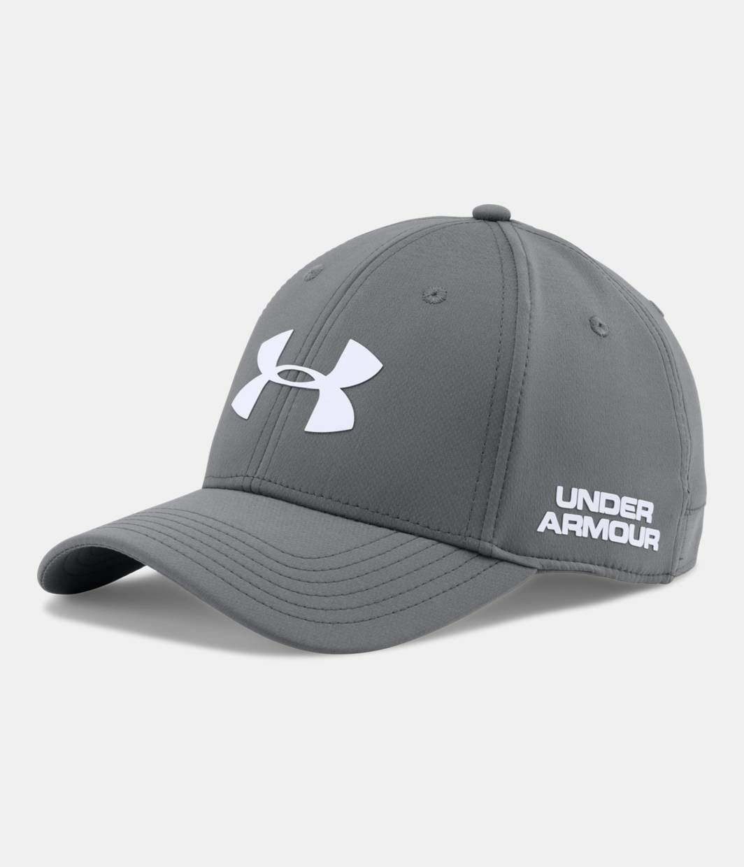Under Armour Golf Headline Grey Cap