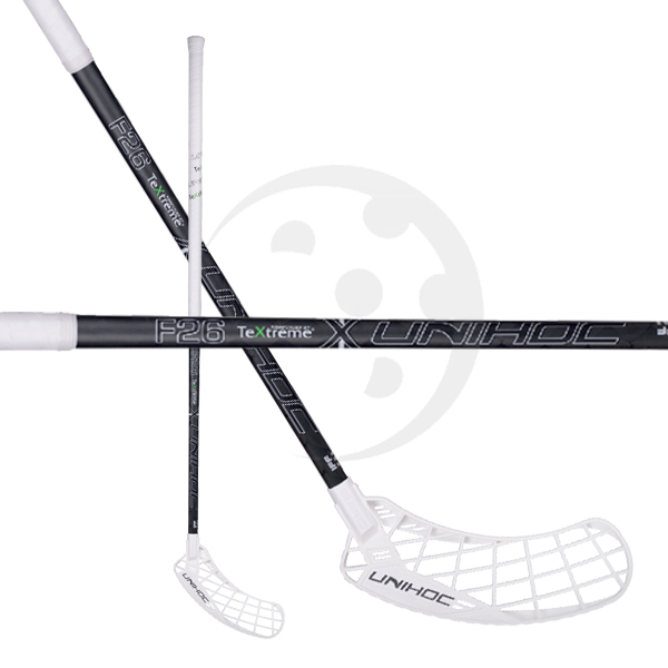 Unihoc Epic TeXtreme 26 Black Edt. 18/19