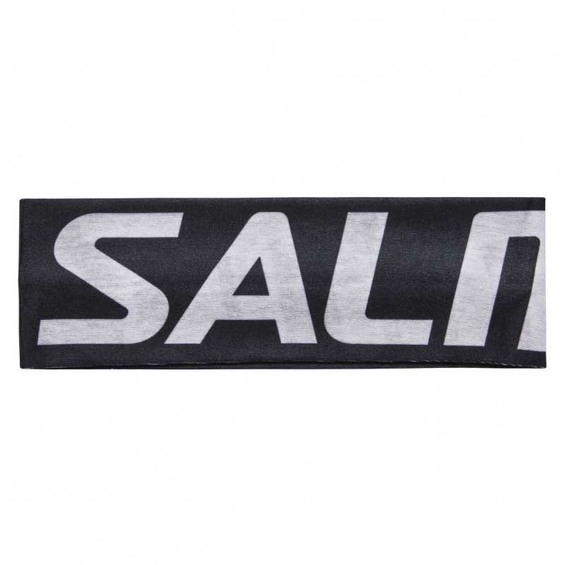 Salming Headband Black/White 19/20
