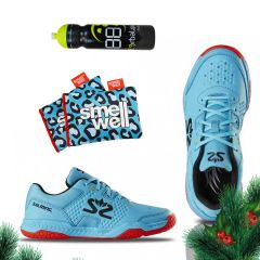 Salming Junior Shoes set