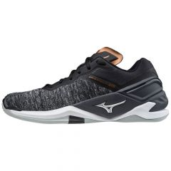 Mizuno Wave Stealth Neo Black