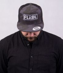 FLRBL Camouflage Cap