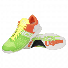 Unihoc U4 STL LowCut Men mixed neon