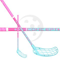 Zone Force Air JR F35 Pink 17/18