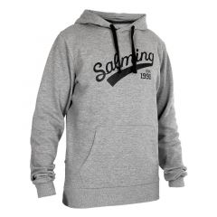 Salming Logo Hood Grey