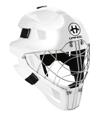 Unihoc Optima 66 All White brankárska maska
