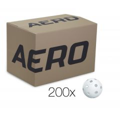 Salming Aero Ball White (200 ks)
