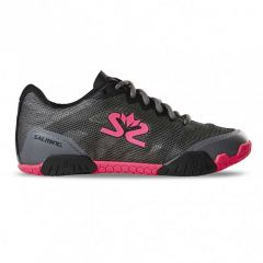 Salming Hawk Women Gun Metal/Pink