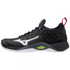 Mizuno Wave Momentum Black