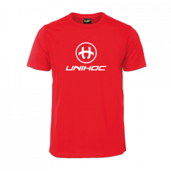 Unihoc T-shirt Storm Red SR