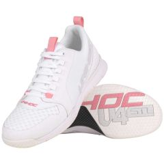 Unihoc U4 Plus LowCut Lady White/Cerise