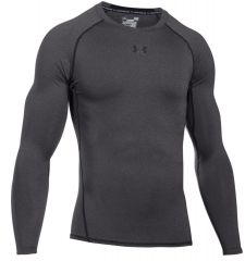 Under Armour HG Armour LS Grey