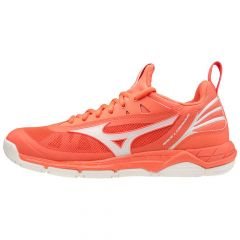 Mizuno Wave Luminous Women Coral