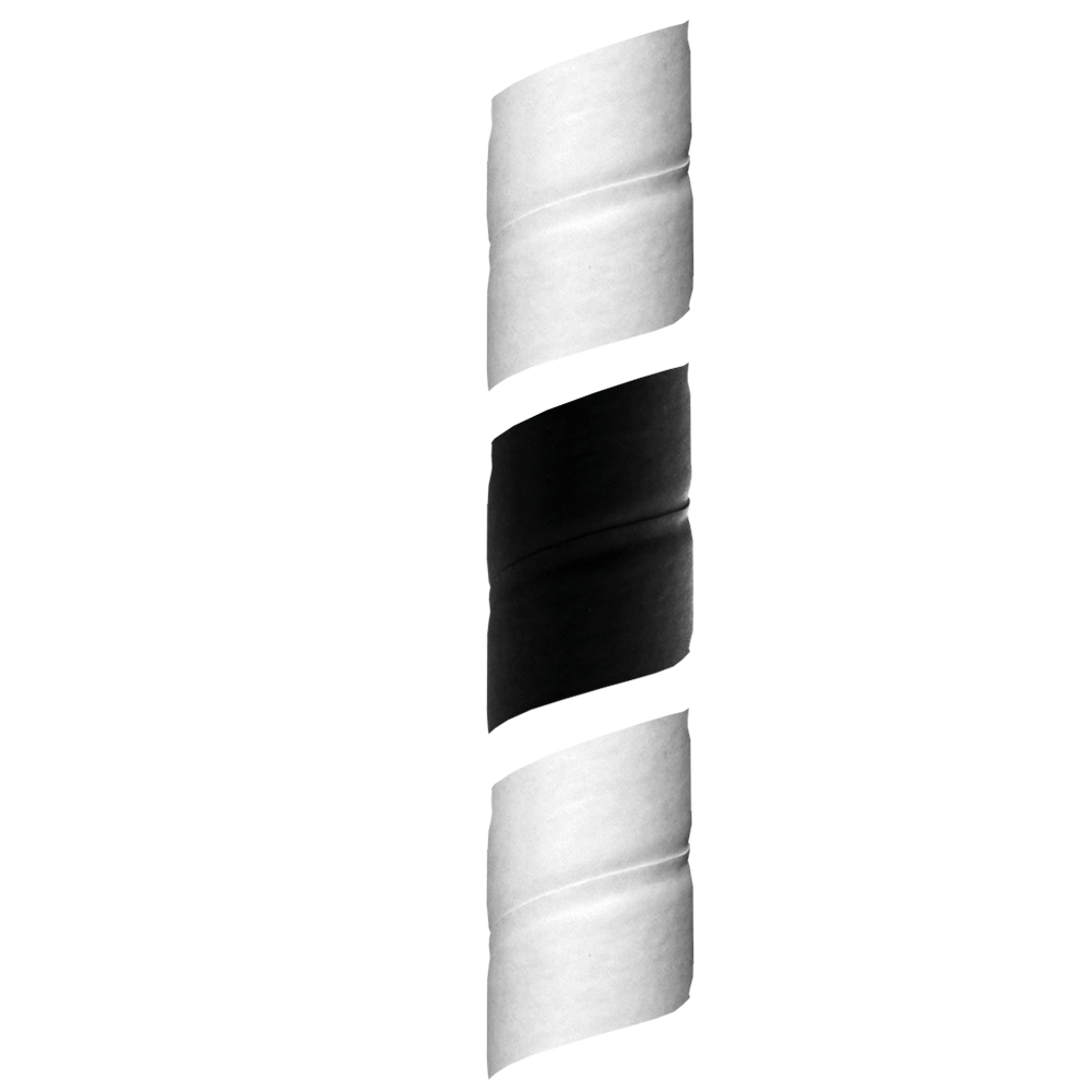Zone Over Grip Top Part 3-pack Black/White omotávky