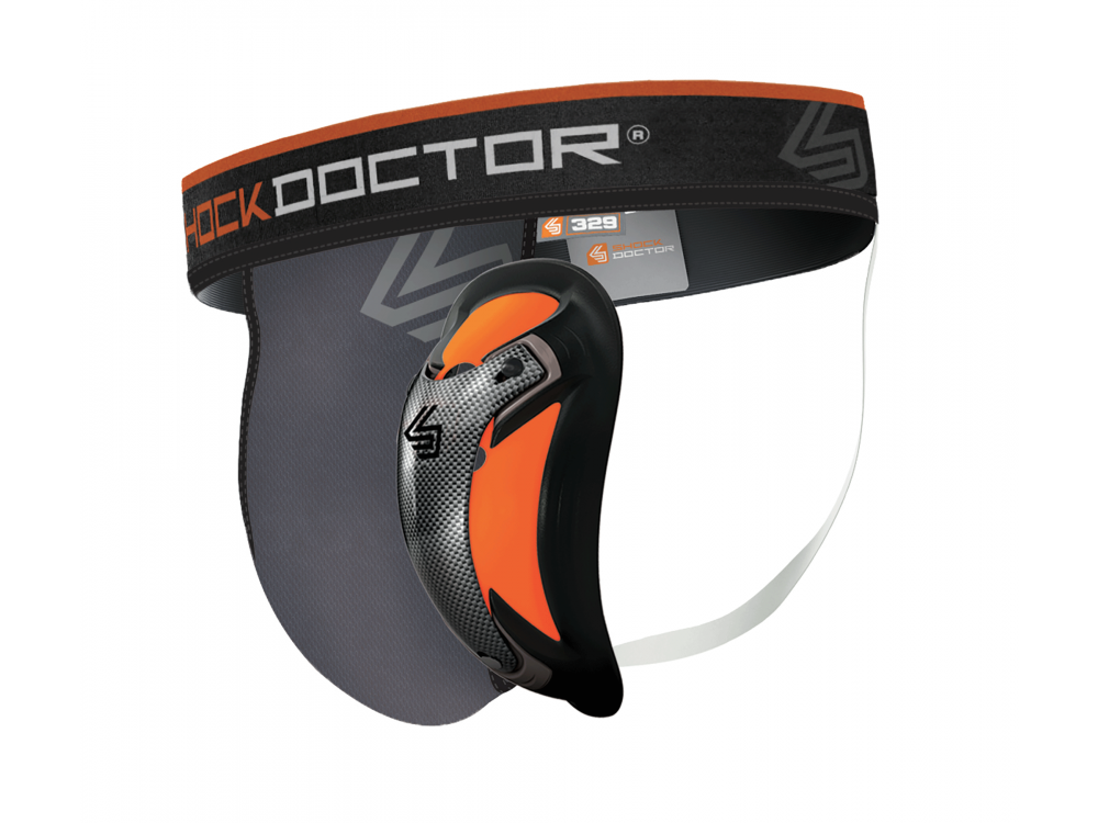 Shock Doctor Supporter With Ultra Carbon Flex Cup 329