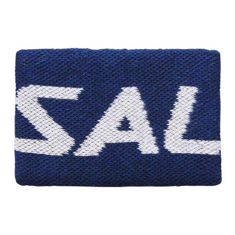 Salming Wristband Mid Navy/White 19/20