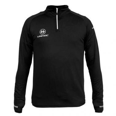 Unihoc T-shirt Technic Longsleeve Black JR