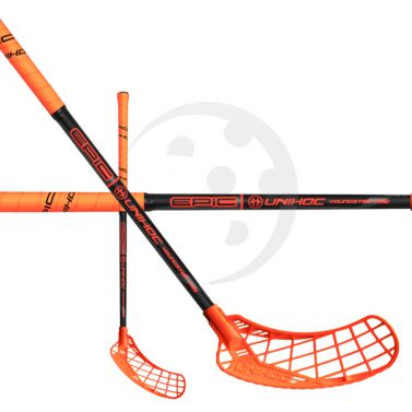 Unihoc Epic Youngster 36 Neon Orange 17/18